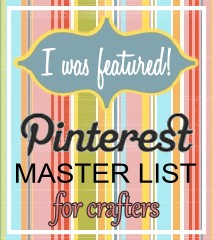 Pinterest Master List For Crafters